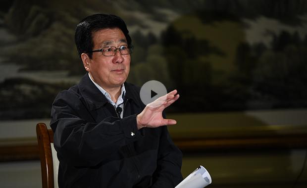 甘肃:机遇与挑战――专访甘肃省委书记、省人大常委会主任林铎