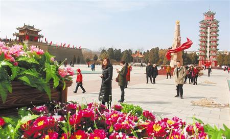 红色旅游俏新春