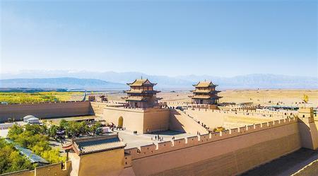 嘉峪关市文化旅游产业融合发展纪实