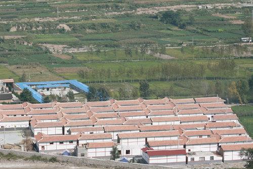 白馬藏族新村