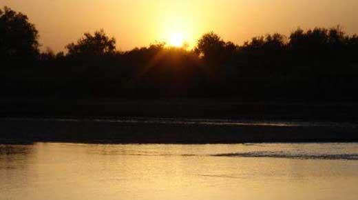 石羊河流域