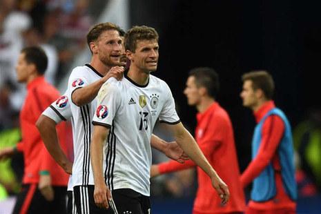 欧洲杯:德国0:0波兰 欧洲杯首张白卷