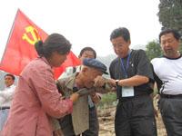 甘南州委常委、组织部部长 席必泽