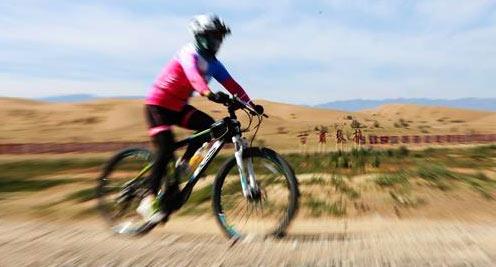 【摄影】自行车越野赛