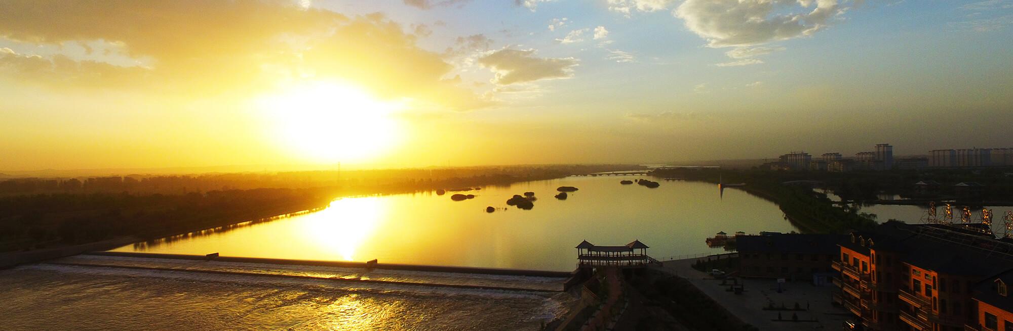 探訪張掖黑河濕地:從城市垃圾場到候鳥的天堂