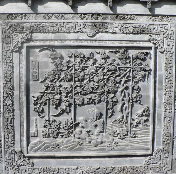 穆斯林磚雕藝術