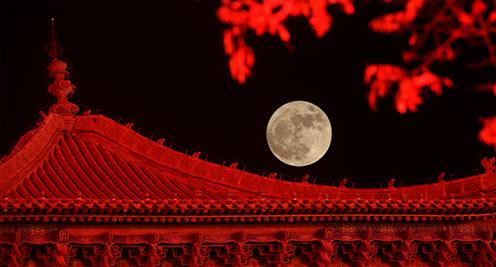 """【摄影】一大波""""超级月亮""""高清美图来袭"""