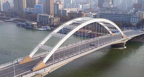 蘭州:元通大橋正式通車