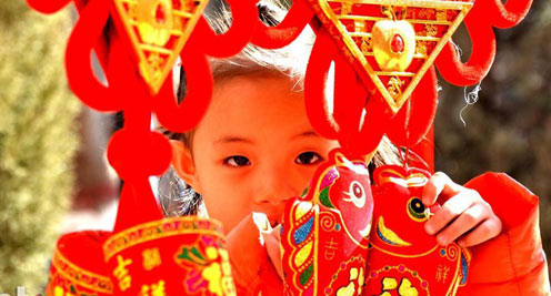 【陇人陇土】ag88环亚娱乐|官方定西:春节至 年味浓