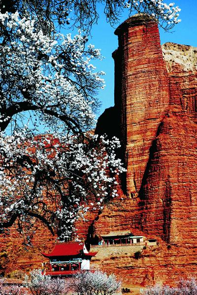 隴上奇觀——紅塔寺