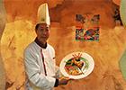 敦煌菜:用现代手法烹饪古典佳肴