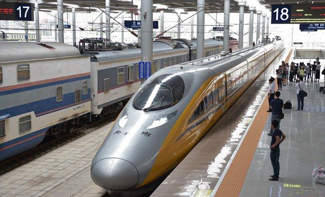 宝兰高铁进入全线拉通试验阶段