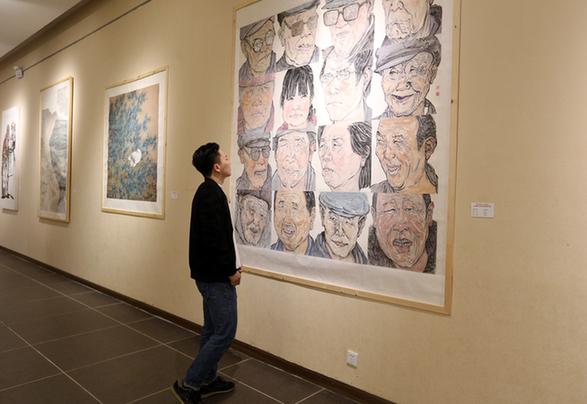 甘肅省美術作品展
