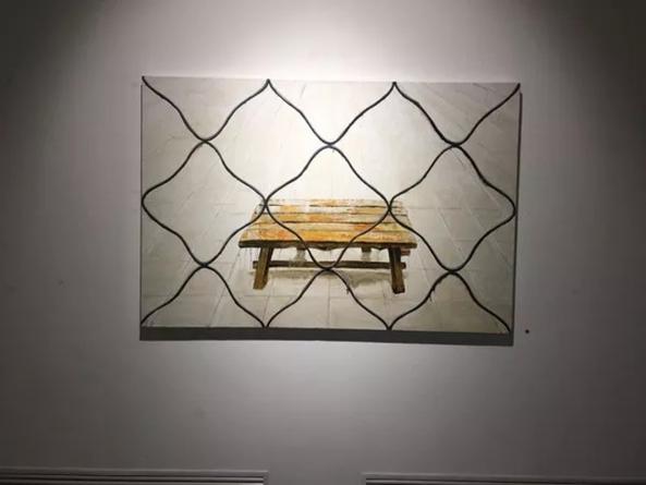孟小為繪畫作品展