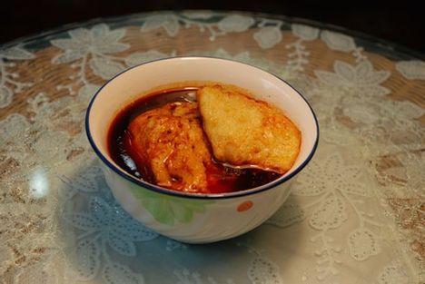 武都洋芋搅团