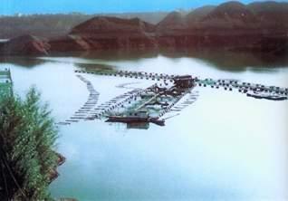 刘家峡水库[曾经是亚洲最大的水库]