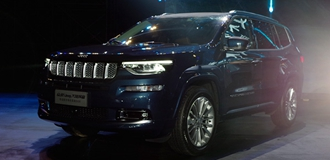 Jeep全新7座大指揮官正式上市