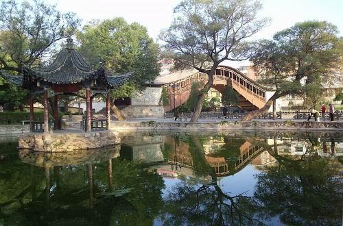 灞陵桥公园