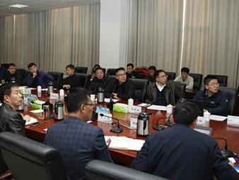 杨建武:加强沟通合作 促进项目尽快落地建设