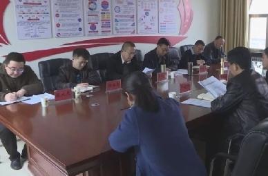 景泰县召开生态环境机构垂直管理制度改革工作动员会议