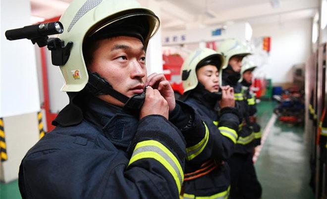 """消防""""鐵漢""""李志亮的百煉青春"""
