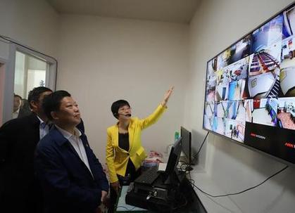魏旭昶調研永登縣融媒體中心建設運行情況