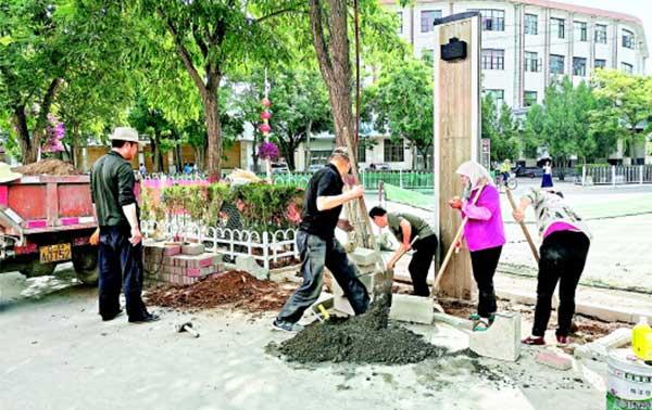 平川区着力推进公共服务设施建设与完善