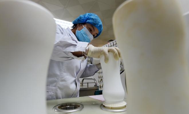 甘肅:中醫藥為抗擊疫情貢獻力量