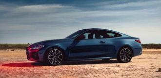 全新BMW 4係雙門轎跑車中國首發