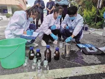 蘭州市開展醫療機構廢水廢氣免費檢測活動