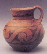 彩陶衰落期文化类型