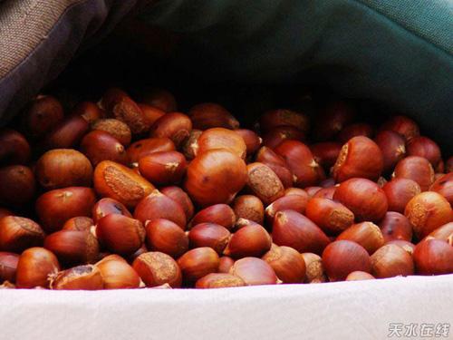 天水市麦积区自产水果占中秋水果市场八成以上