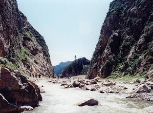 石门峡胜景