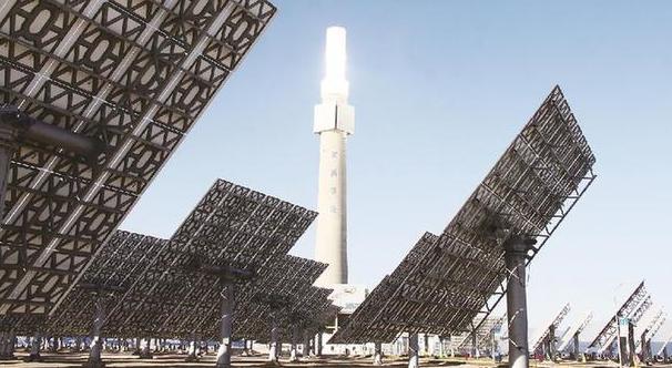 首航节能敦煌光热发电二期项目预计今年底投运